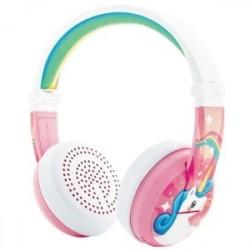 Unicorn pink buddyphones wave