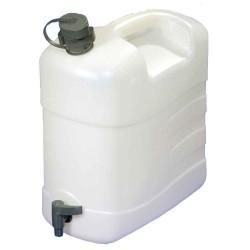 Vanddunk 20 liter med hane