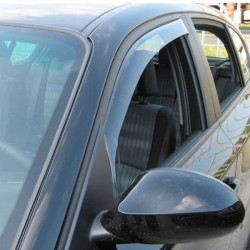 Vindafvisere til Mercedes A-Class, 5 d, 97>04