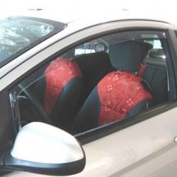 Vindafvisere til Nissan Qashqai 5-d. 07>13