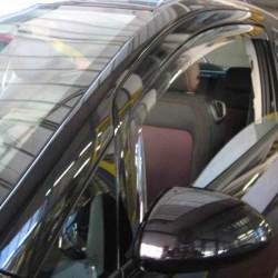 Vindafvisere til Opel Astra H 3d. 05>09