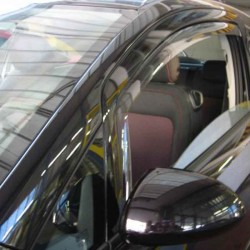 Vindafvisere til Opel Corsa 06> 3d.