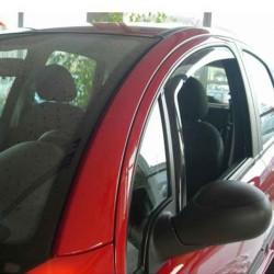 Vindafvisere til Suzuki S-CROSS 5 d. 2014>