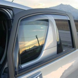 Vindafvisere til Volvo V40, 5d, 2013 >