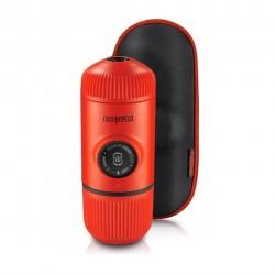Wacaco Nanopresso + Case, LAVA RED