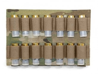 Warrior Assault Systems Double Horizontal Breaching Shotgun Panel Multicam