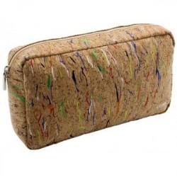 Wash Bag Cork'd