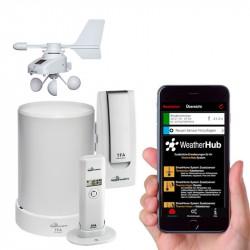 WeatherHub Wifi Vejrstation - Startsæt 4