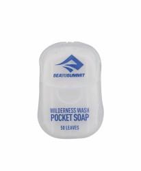 Wilderness Wash Pocket Soap 50 Leaf