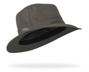 Wolf Camper Aussie Hat Walnut