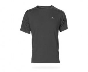 Wolf Camper Basic T-shirt Black