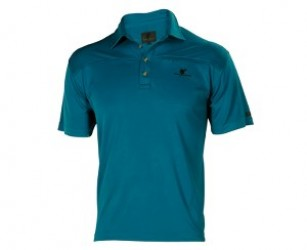 Wolf Camper Masai Polo Turquoise Ocean