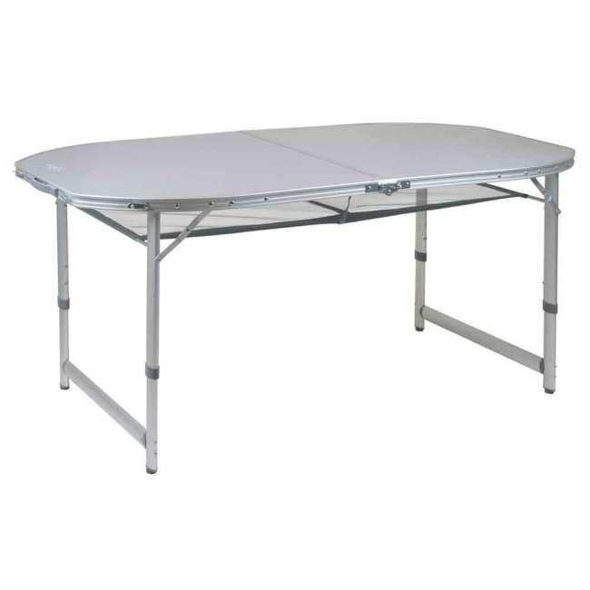 Priser på Campingbord premium oval 120 x 80 cm
