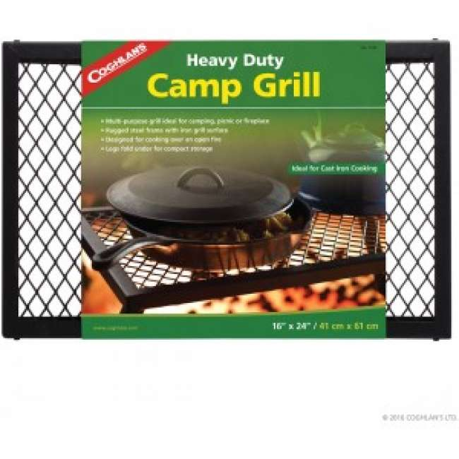 Priser på Coghlans Heavy Duty Camp Grill - Grill