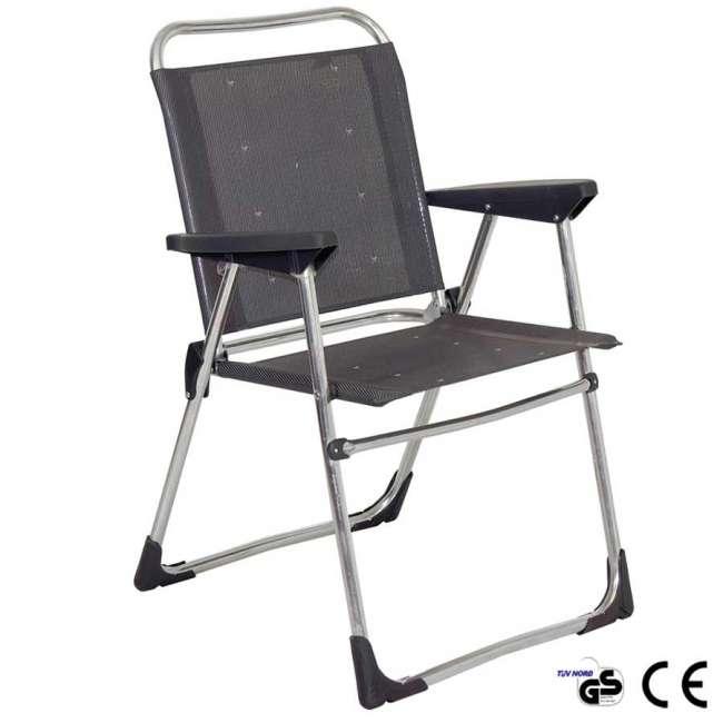 Priser på Crespo campingstol med lav ryg model 219