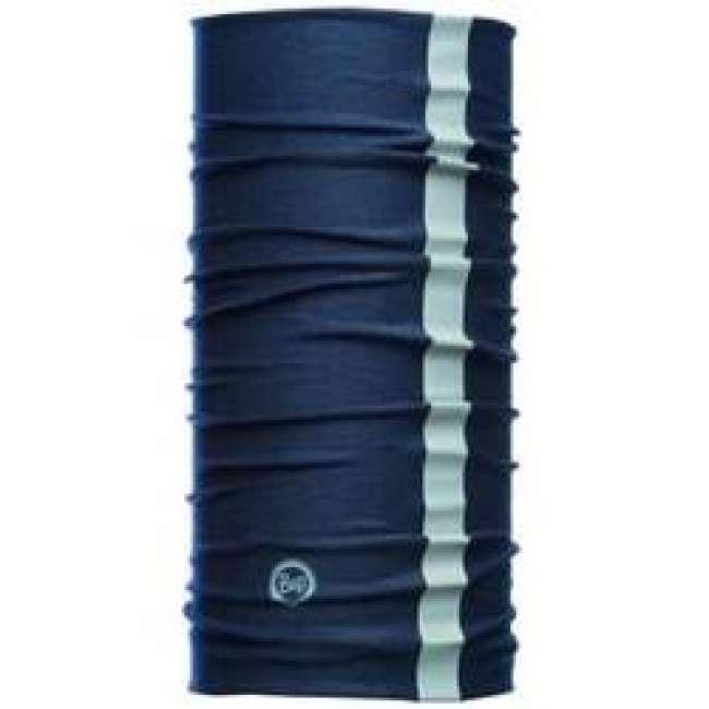 Priser på Dry-Cool BUFF - Mørkeblå (Navy) med refleks