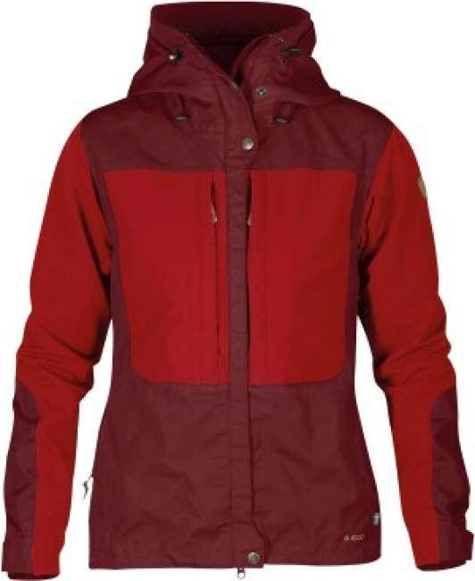 Priser på Fjällräven Keb Jacket W OX Red