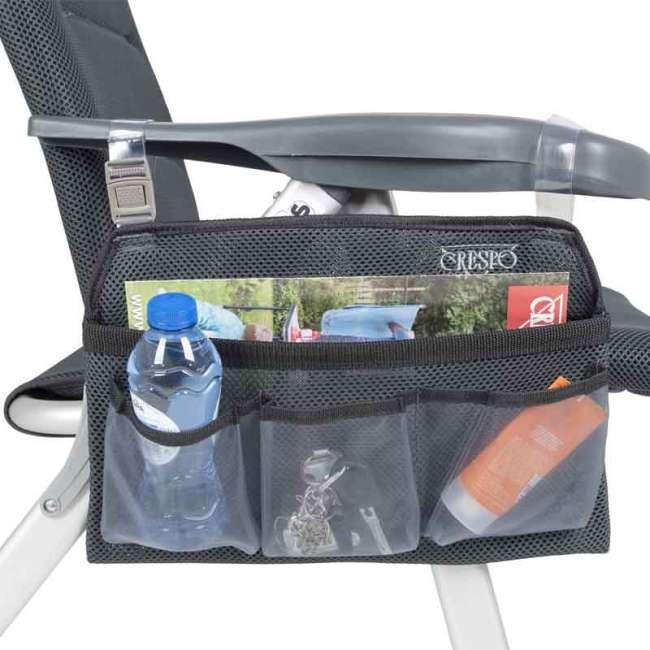 Priser på Organiser til armlæn på campingstol