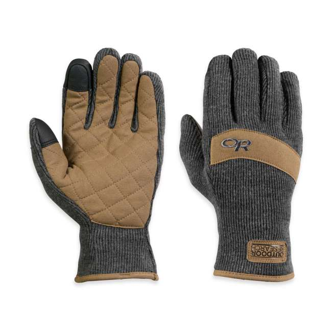 Priser på Outdoor Research Exit Sensor Gloves, XL, CHARCOAL
