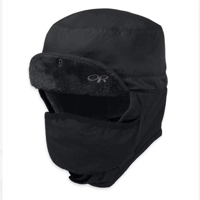 Priser på Outdoor Research Frostline Hat, M, BLACK