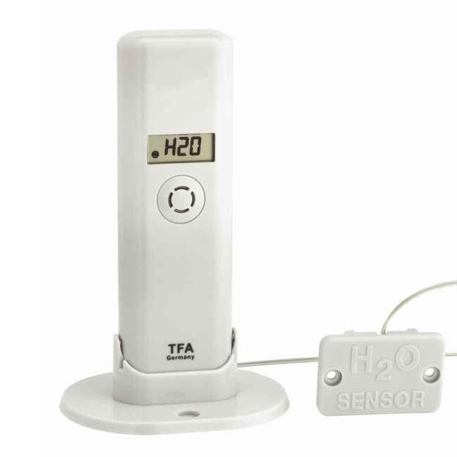 Priser på Vandskade melder og termo-hygro sensor til Weather Hub Wifi Vejrstation